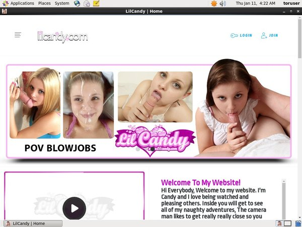 LilCandy With Online Check