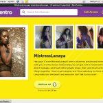 Limited Mistress Lanaya Discount Offer