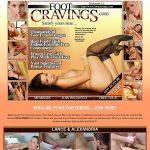 Logins For Foot Cravings