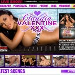 Lowest Claudia Valentine XXX Discount
