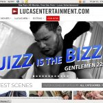 Lucas Entertainment Sale Price