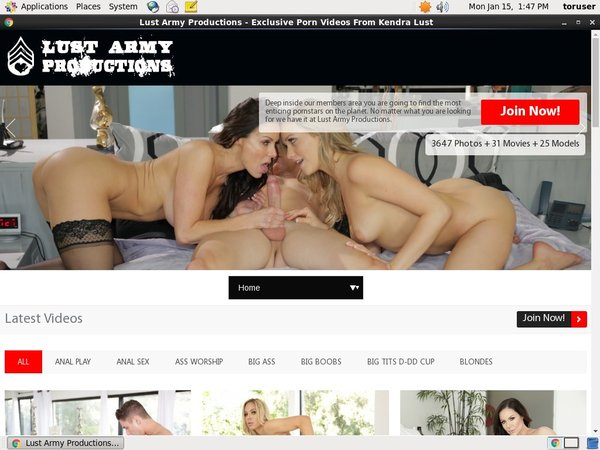Lust Army Xvideos