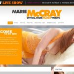 Mariemccray.com Episodes