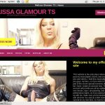 Melissa Glamour TS Hard