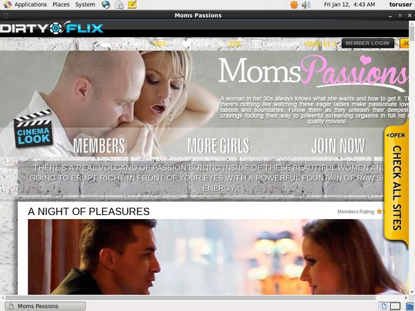 Moms Passions Site-rip