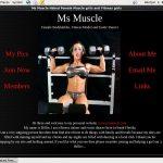 Ms Muscle Desktop