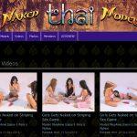 Naked Thai Models Billing Page