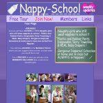 Nappy-school.com Logon
