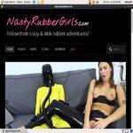 Nasty Rubber Girls Femdom