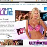 Naughty Allie Live Cams