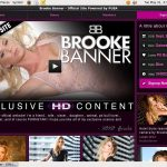New Brooke Banner Account