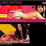 New GIRL WITH TATTOOS Site Rip