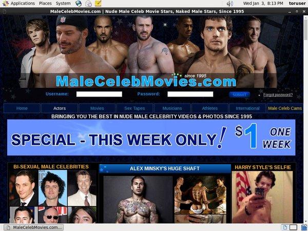 New Male Celeb Movies Site Rip