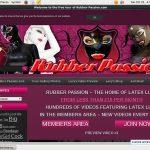 New Rubber-passion.com Promo Code