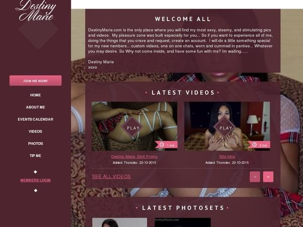New Sexxidestiny.modelcentro.com Discount Promo