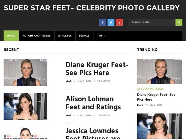 New Super Star Feet Discount Promo