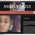 Nohands253.modelcentro.com Login Ids
