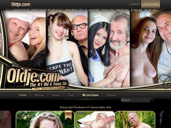 Oldje.com Premium Account Free
