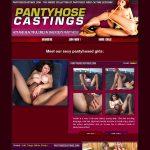 Pantyhosecastings.com Live