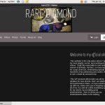 Pay Pal RARE DIAMOND