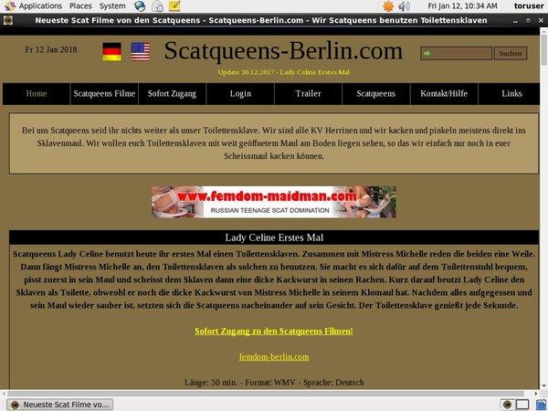Premium Scat Queens Berlin