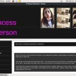 Princess Emerson Account