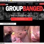 Promo Code Groupbanged