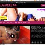 Queen Goddess Nude