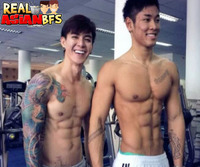Real Asian BFs Special Deal s1