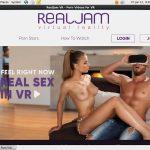 Real Jam VR Username