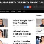 Real Super Star Feet Accounts