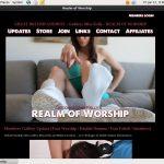 Realmofworship.com Cost