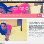 RioMarxxx Discount Promo