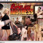 Ruthless Mistress Full Version