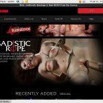 Sadistic Rope Discount Acc