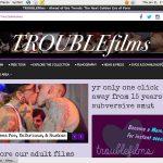 Save On Troublefilms.com Trial
