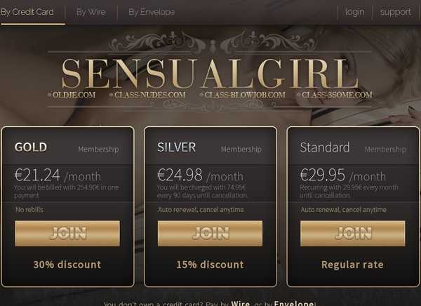 Sensual Girl Join Discount