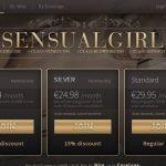 Sensual Girl Models