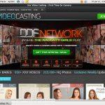 Sex Video Casting Members