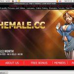 Shemale CC Discount Linkcode