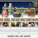 Shemaleweddings.com Free Hd Porn