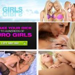 Sign Up Euro Girls On Girls Free