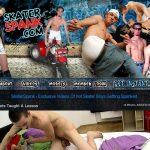 Skater Spank Compilation