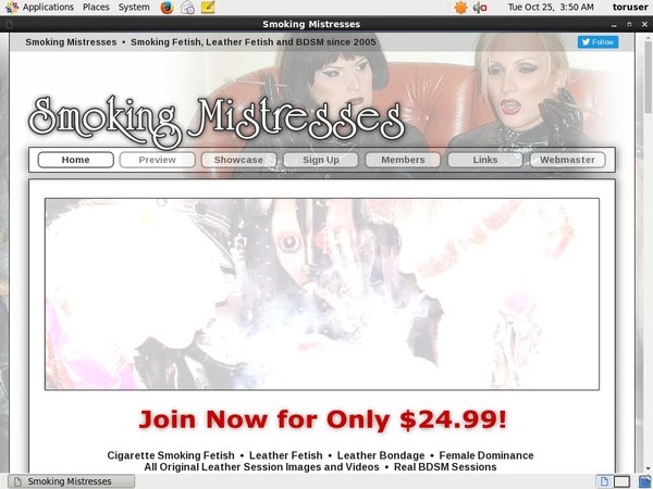 Smokingmistresses.com Premium Accounts Free