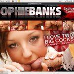 Sophie Banks Discount Acc