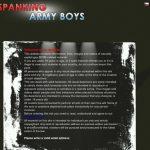 Spankingarmyboys.com Pic