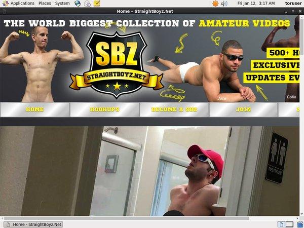 Straight Boyz Active Password