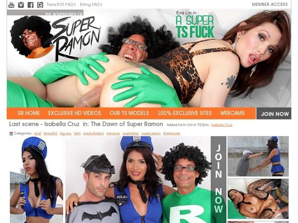 Super Ramon Full Website