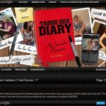 Taboo Sex Diary Free Trial Link