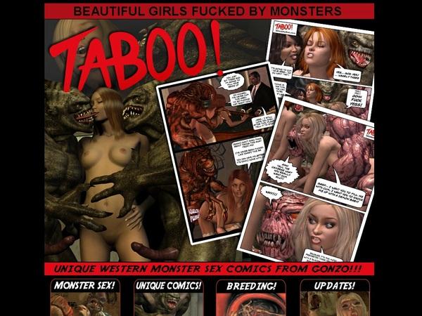 Taboo Studios Accept Pay Pal